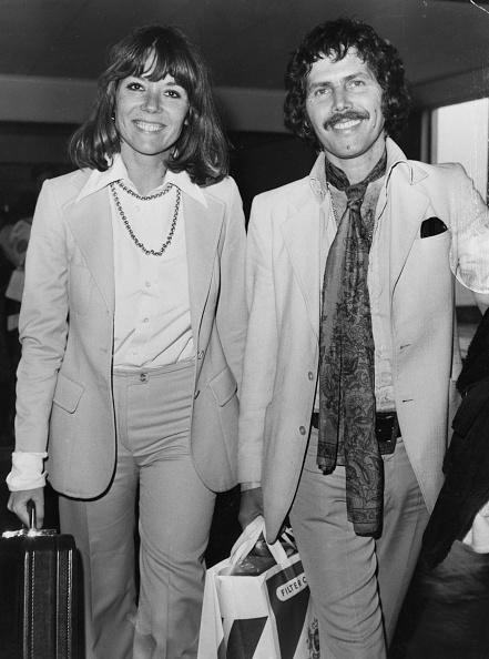 Heathrow Airport「Diana Rigg And Manechen Gueffen」:写真・画像(19)[壁紙.com]