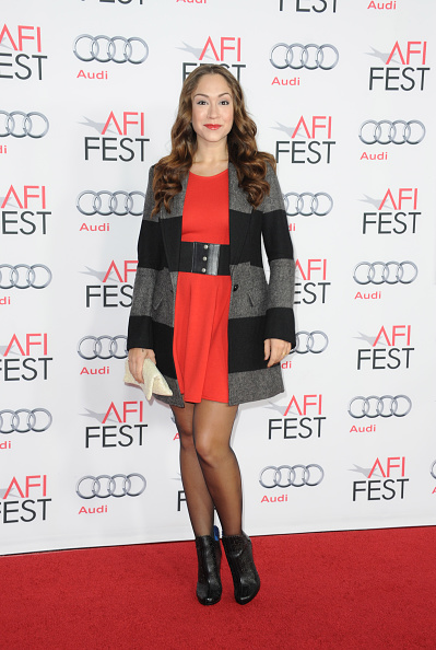 "Hair Part「AFI FEST 2013 Presented By Audi Premiere Of ""Lone Survivor"" - Arrivals」:写真・画像(5)[壁紙.com]"