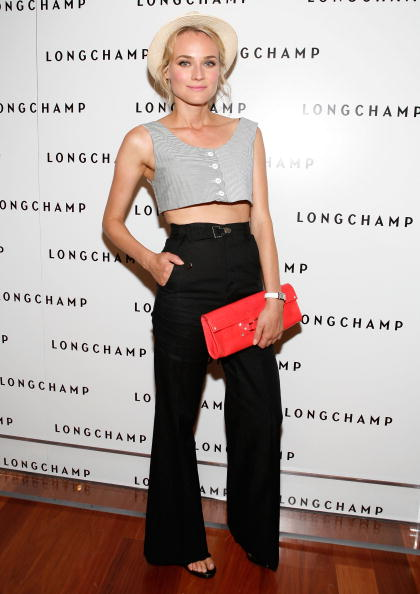 Straw Hat「Longchamp Celebrates Their 60th Anniversary」:写真・画像(9)[壁紙.com]