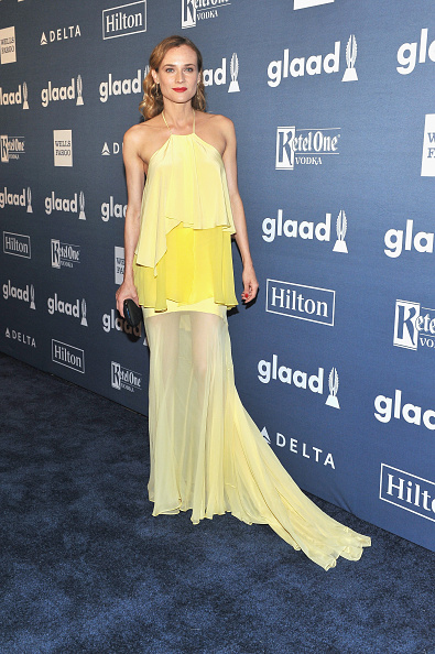 Yellow「Hilton At The 27th Annual GLAAD Media Awards」:写真・画像(4)[壁紙.com]