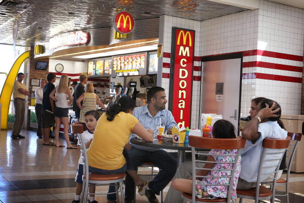 Fast Food「McDonald's Posts Strong Quarterly Earnings」:写真・画像(14)[壁紙.com]