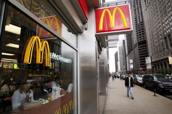 Hamburger「McDonalds Earnings Rise On Value Menu」:写真・画像(19)[壁紙.com]