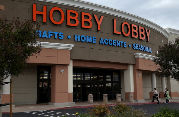 Hobby Lobby「Hobby Lobby At Center Of Supreme Court Case Against Affordable Care Act Birth Control Clause」:写真・画像(13)[壁紙.com]