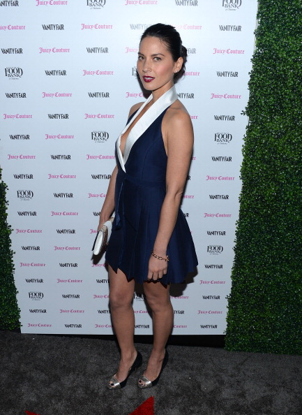 Silver Shoe「Vanity Fair And Juicy Couture Celebration Of The 2013 Vanities Calendar With Olivia Munn - Arrivals」:写真・画像(6)[壁紙.com]