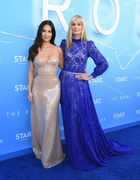 """Lace Dress「LA Premiere Of Starz's """"The Rook"""" - Arrivals」:写真・画像(11)[壁紙.com]"""