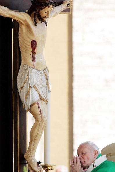 Art Product「Pope Conducts Beatification Ceremony In St Peters Square」:写真・画像(12)[壁紙.com]