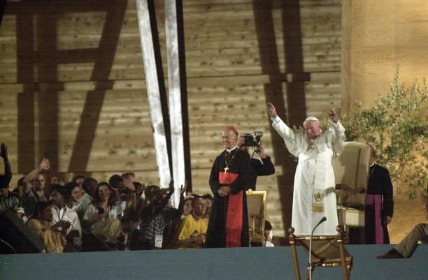 Pope John Paul II - World Youth Days:ニュース(壁紙.com)