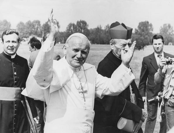 Gratitude「Pope John Paul II」:写真・画像(4)[壁紙.com]