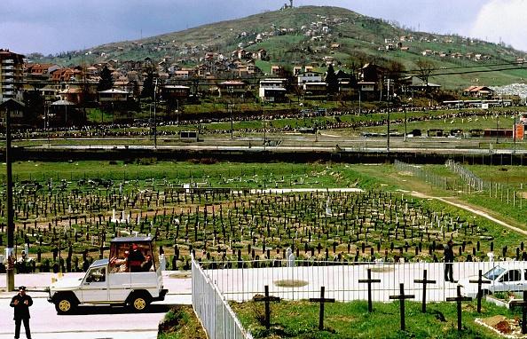 Place of Burial「Pope John Paul II In Sarajevo」:写真・画像(15)[壁紙.com]