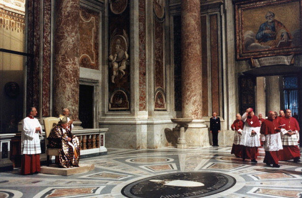 Religious Mass「Pope John Paul II - 2000 Jubilee」:写真・画像(5)[壁紙.com]