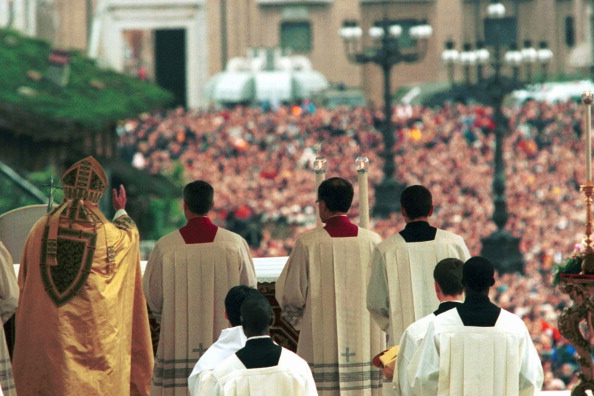 閉める「Pope John Paul II - 2000 Jubilee」:写真・画像(18)[壁紙.com]