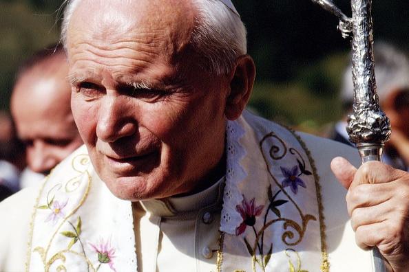 Franco Origlia「Pope John Paul II In Aosta Valley」:写真・画像(7)[壁紙.com]
