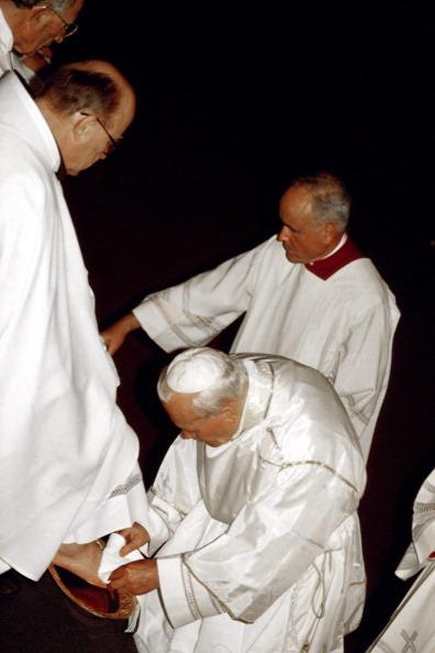 Religious Mass「Pope John Paul II Celebrates Easter」:写真・画像(19)[壁紙.com]