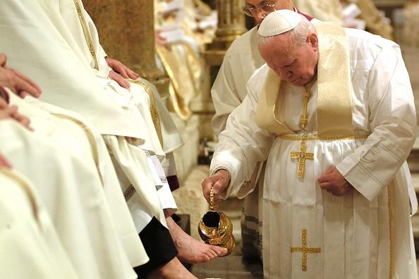 Religious Mass「Pope John Paul II Celebrates Easter」:写真・画像(7)[壁紙.com]