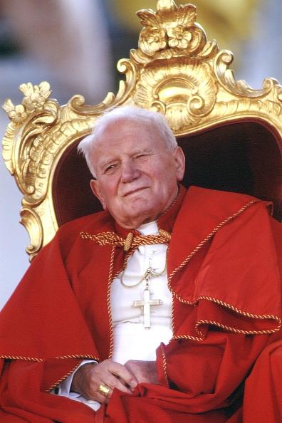Franco Origlia「Pope John Paul II In Agnone」:写真・画像(5)[壁紙.com]