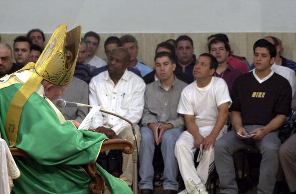 Religious Mass「Pope John Paul II」:写真・画像(5)[壁紙.com]