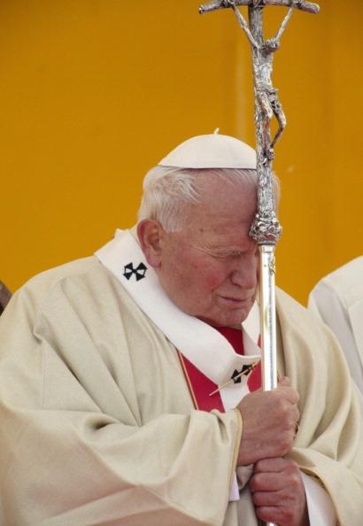 Religious Mass「Pope John Paul II In Sarajevo」:写真・画像(12)[壁紙.com]