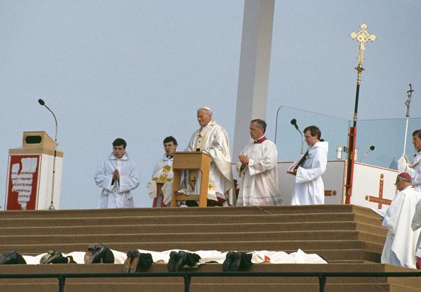 Religious Mass「John Paul II In Manchester」:写真・画像(17)[壁紙.com]