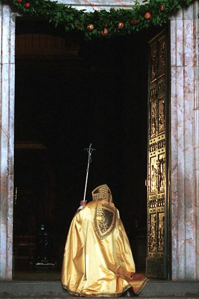 Door「Pope John Paul II - 2000 Jubilee」:写真・画像(19)[壁紙.com]