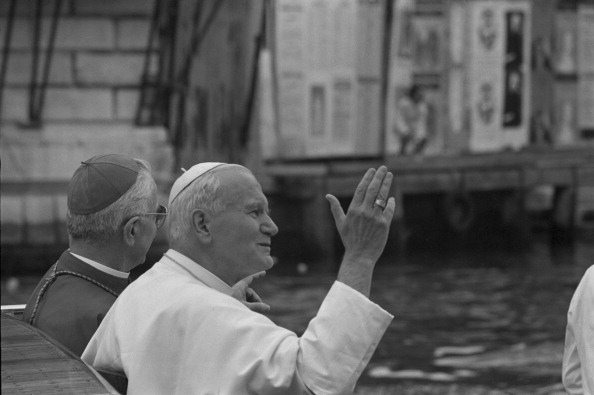 Archivio Cameraphoto Epoche「Visit Of John Paul II」:写真・画像(1)[壁紙.com]