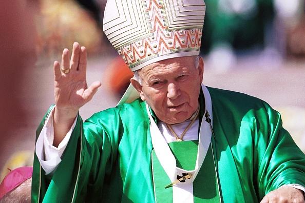 Franco Origlia「Pope John Paul II At Jubilee Of The University」:写真・画像(6)[壁紙.com]