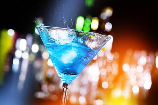 Cocktail「カクテルのナイトクラブ」:スマホ壁紙(6)