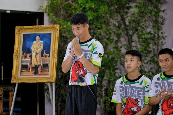 """Boys「Thailand Cave Rescue For """"Wild Boars"""" Soccer Team」:写真・画像(8)[壁紙.com]"""