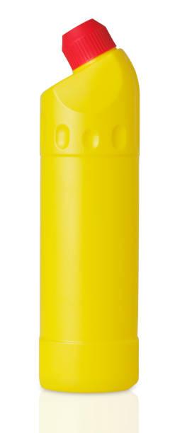 Plastic detergent bottle isolated on white:スマホ壁紙(壁紙.com)