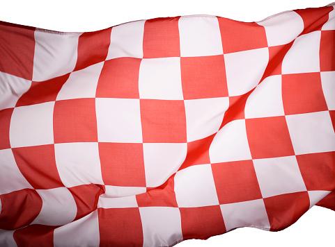 Sports Flag「Red chequered flag」:スマホ壁紙(11)
