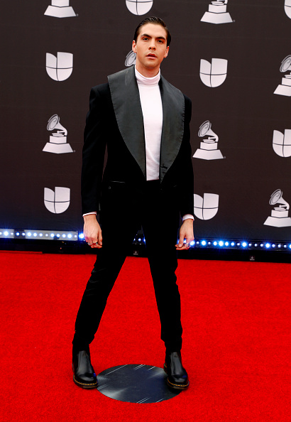 Leather Boot「20th Annual Latin GRAMMY Awards - Arrivals」:写真・画像(12)[壁紙.com]