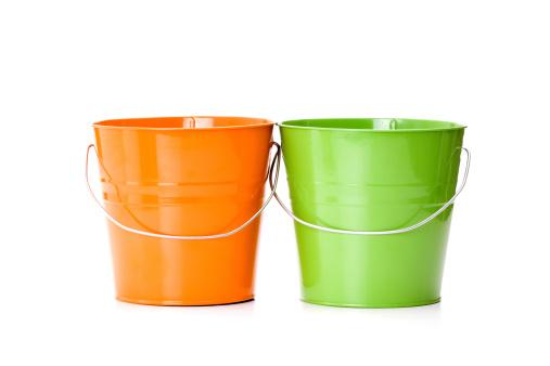 Two Objects「bucket」:スマホ壁紙(2)