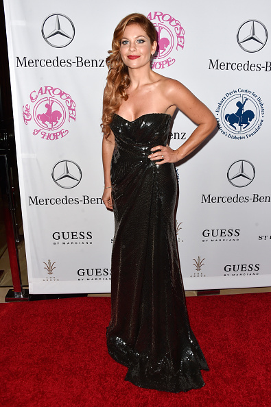 Sweetheart Neckline「2014 Carousel of Hope Ball Presented by Mercedes-Benz - Arrivals」:写真・画像(19)[壁紙.com]