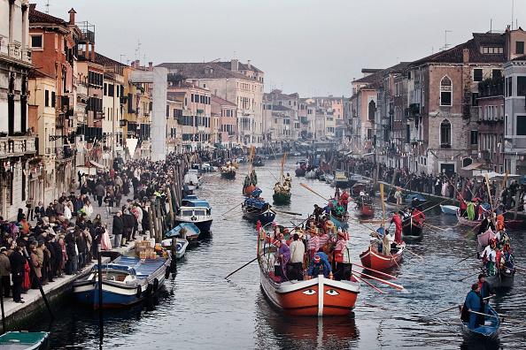 Venice - Italy「Venice Celebrates Carnival」:写真・画像(11)[壁紙.com]