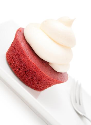 ベロア「カップケーキ-レッドベルベット」:スマホ壁紙(4)
