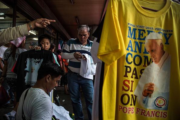 Lam Yik Fei「Manila Prepares For The Arrival Of Pope Francis」:写真・画像(7)[壁紙.com]