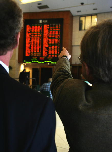 Financial Figures「Australian Sharemarket Plummets Due To Technical Glitch」:写真・画像(19)[壁紙.com]