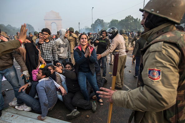 India「Protests In New Delhi Against Current Rape Laws」:写真・画像(16)[壁紙.com]