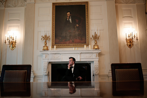 White House State Dining Room「The White House Previews Their Annual Halloween Event」:写真・画像(13)[壁紙.com]