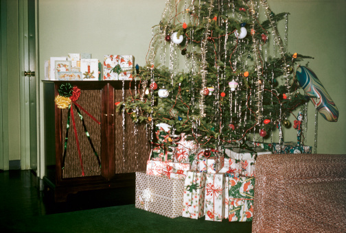 Annual Event「Christmas tree and presents」:スマホ壁紙(6)