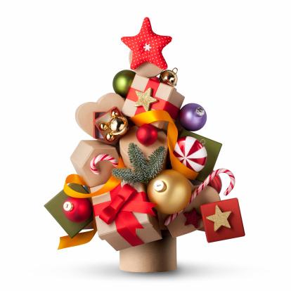 Gift「Christmas tree」:スマホ壁紙(3)