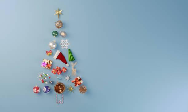 Christmas Tree - New Year Concept:スマホ壁紙(壁紙.com)