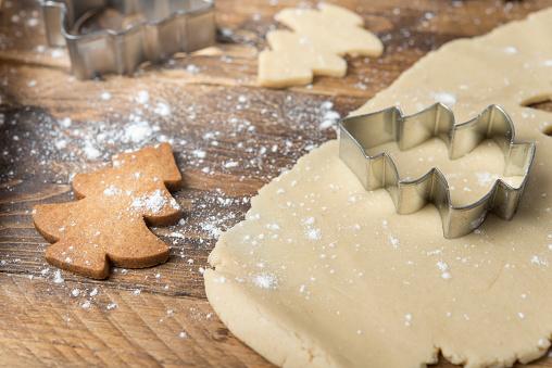Biscuit「Christmas Tree cookies」:スマホ壁紙(14)