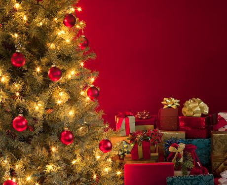 クリスマスツリー「クリスマスクリスマスツリー」:スマホ壁紙(6)