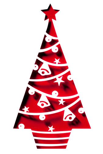 マツ科「クリスマスクリスマスツリー」:スマホ壁紙(5)