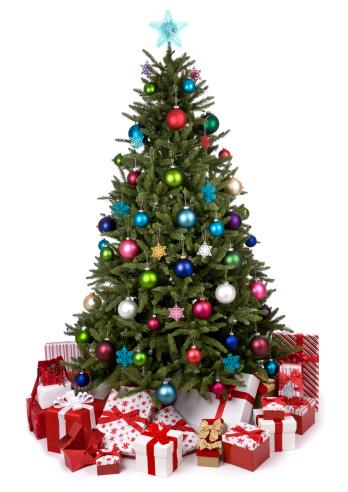 クリスマスツリー「Christmas Tree」:スマホ壁紙(11)