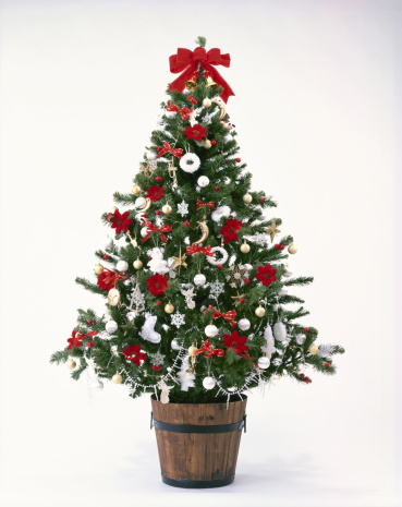1990-1999「Christmas tree」:スマホ壁紙(3)