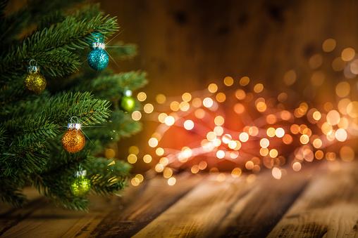 Glitter「Christmas Tree」:スマホ壁紙(14)
