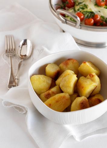 Baked Potato「Christmas & Thanksgiving Lunch」:スマホ壁紙(17)