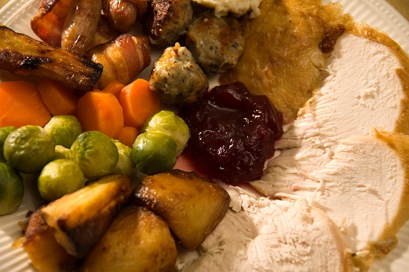 Dinner「Christmas Turkey Dinner」:写真・画像(7)[壁紙.com]