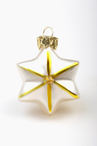小さな像「'Christmas tree decoration, close-up'」:スマホ壁紙(5)